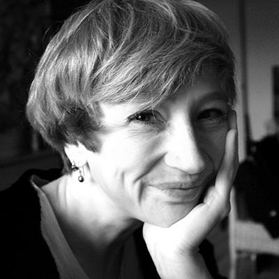 Profilfoto der Illustratorin und Diplom Designerin Ulli Keil, Berlin
