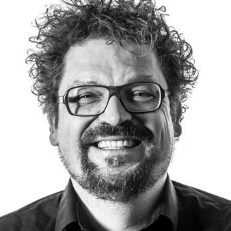Thomas Grolle-Legron, Berliner Illustrator und Comiczeichner, Profilfoto